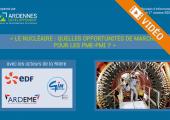 Quelles opportunités de marchés dans le nucléaire pour les PME-PMI ? - webinaire