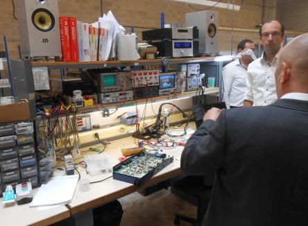 La société EB Maintenance s'est implantée sur la Zone d'Activité Braux à Bogny-sur-Meuse, berceau de la métallurgie, dans les Ardennes au Nord-Est de la France