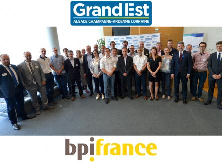 Le 5 juin 2018, la région Grand Est a lancé en partenariat avec Bpi France, l'Accélérateur PME Grand Est pour favoriser la croissance des PME du territoire, notamment dans les Ardennes