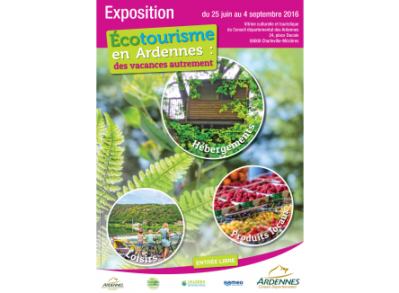 The Ardennes offer all of the resources required for the development of this new tourist model