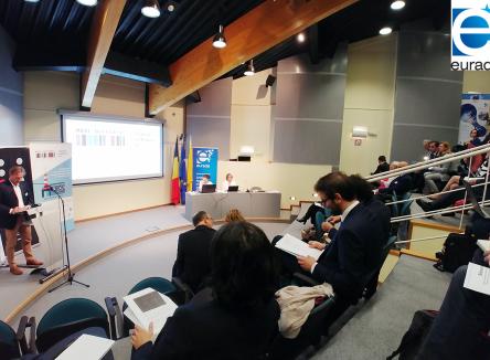 Ardennes Développement, en tant qu'agence de développement économique des Ardennes, a été invitée à participer le 20 juin à la journée Agorada, organisée tous les ans par Eurada, la fédération européenne des agences de développement