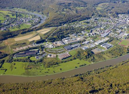 Parc d'Activités ACTIVAL, Z.A de Braux à Bogny-sur-Meuse, Ateliers des Janves - Maroquinerie des Ardennes - Hermès