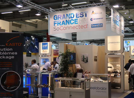 The 52nd edition of the Paris Air Show was held between 19th and 25th June 2017 at the Parc des Expositions du Bourget in Paris. The Ardennes was well represented at this unmissable global industry event