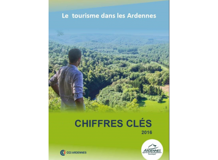 As part of the Departmental Observatory, the Tourist Development Agency and the Chamber of Commerce and Industry of the Ardennes have just published the 2016 Key Figures for Tourism in French Ardennes to give an overall vision of the local tourist economy