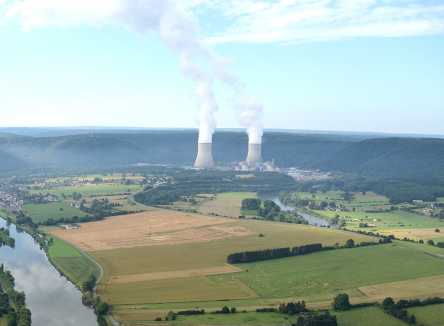 French Ardennes are at the forefront when it comes to energy diversification. The area generates energy from all available sources (wind, biomass, hydroelectric and nuclear power)