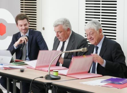 Les Ardennes sont impliquées dans le réseau national du développement économique. Lors de l'assemblée générale du 1er mars, Frédéric Cuvillier, président du CNER, et Pierre-René Lemas, directeur du groupe Caisse des Dépôts ont annoncé la mise en place de CNER Expertise