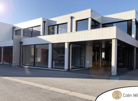 L'entreprise COLIN MILAS, basée dans la ville de Hautes-Rivières dans les Ardennes, est spécialisée dans la conception et la fabrication d'anneaux de levage et de tous autres accessoires de manutention