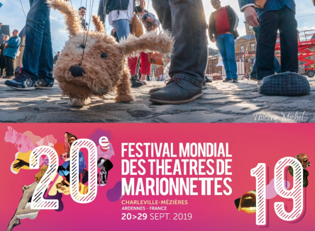 Puppets come to French Ardennes for the 20th World Puppet Theatre Festival