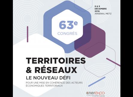 Territoires et Réseaux : le 63ème congrès du CNER se tient dans le Grand Est, à Metz