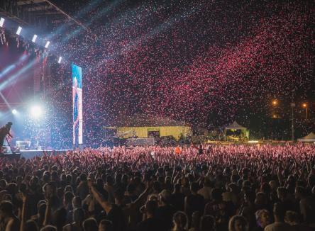 Charleville-Mézières, dans les Ardennes au Nord-Est de la France, accueillera la 12ème édition du festival du Cabaret Vert