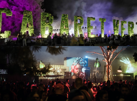 Cabaret Vert: the festival all about