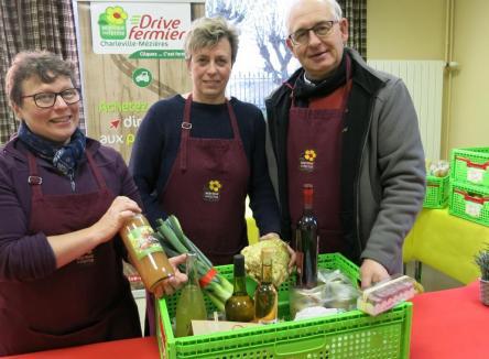Territoire aux multiples ressources agricoles, les Ardennes, sous l'impulsion de la Chambre d'Agriculture, encouragent la vente directe au consommateur