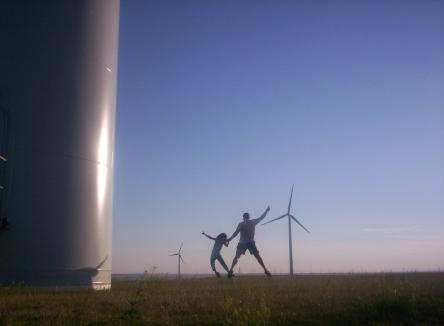 Les énergies renouvelables ont le vent en poupe dans les Ardennes, au Nord-Est de la France