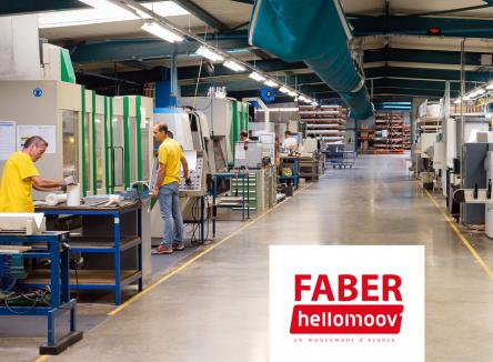 Reconnue pour ses procédés novateurs, l'entreprise FABER, installée à Bazeilles dans les Ardennes, s'est lancée dans une ambitieuse politique sociale et managériale