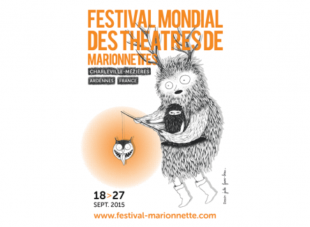 The town of Charleville-Mézières in the Ardennes will host the 18th edition of  Puppet Theatre festival