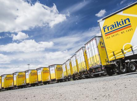 le Groupe Fraikin, implanté dans les Ardennes à Vivier-au-Court, au Nord-Est de la France, est le premier loueur européen de véhicules utilitaires et industriels à destination des professionnels