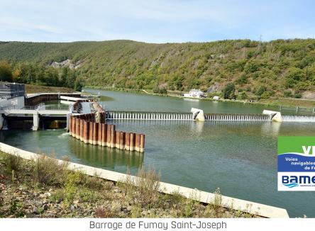 Barrages de la Meuse : la sûreté hydraulique renforcée dans les Ardennes