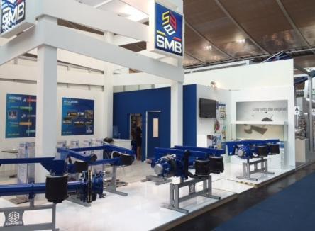 la Société Ardennaise d'Essieux SAE-SMB entreprise d'essieux d'Ham-les-Moines faisait partie des exposants au salon IAA à Hanovre