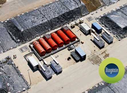 Biogénie Europe, a subsidiary of EnGlobe (Canada), one of the world's leading environmental service companies, has begun construction on its new soil processing and repurposing centre in French Ardennes (in Chalandry-Elaire), called SOLutions Nord-Est