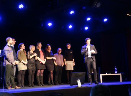 Jeudi 22 Novembre 2018, environ 150 dirigeants, entrepreneurs et décideurs ardennais se sont retrouvés à Charleville-Mézières, dans les Ardennes, pour une soirée inter-réseaux sur le thème du pouvoir de l'intelligence émotionnelle
