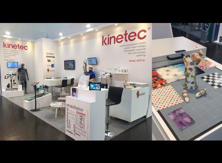 kinetec, entreprise ardennaise de matériel de rééducation, d'orthopédie et de traumatologie