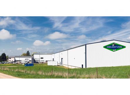 MECANYVOIS : une entreprise de l'aéronautique dans les Ardennes