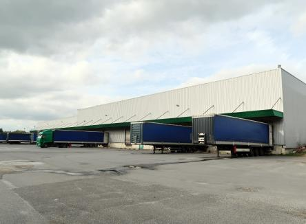 "Ardennes Development ""select' Immo"": a 6,900m² industrial/logistics building in French Ardennes"