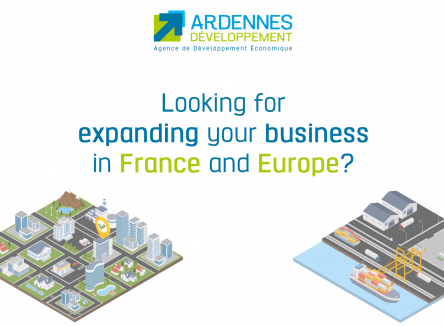 To develop your business: select Ardennes!