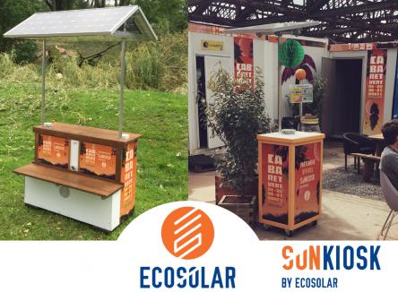 Implantée dans les Ardennes à Charleville-Mézières, la société Ecosolar est spécialisée dans l'énergie solaire photovoltaïque et ses applications