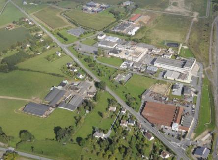 Le Parc d'Activités Communautaire de Givet (PACOG) propose des terrains à vocation multi-sectorielle, dans les Ardennes au Nord-Est de la France