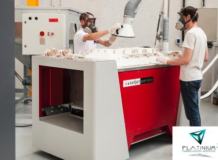 Le président de l'Alliance Industrie du Futur, Philippe Darmayan se mobilise pour la 3ème édition du symposium Platinium 3D, dédié à la fabrication additive et aux métiers de la métallurgie