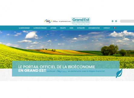 Bioéconomie : un axe de développement pour le territoire et pour l'économie du Grand Est