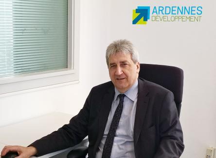 Jean-Louis AMAT, Délégué Général d'Ardennes Développement, agence de développement économique à Sedan - Ardennes 08