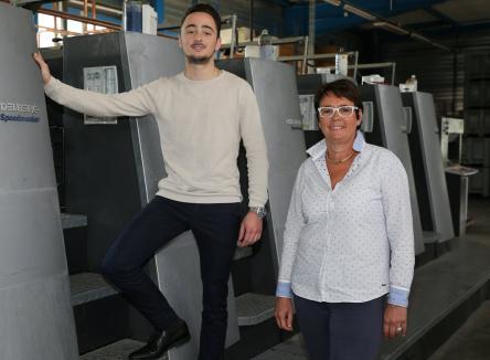 Turquin Impression, l'imprimerie ardennaise évolue et s'adapte aux nouvelles tendances, notamment en s'engageant dans le pôle de compétences commun, Ardennes Design Industrie