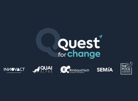 QUEST FOR CHANGE : le réseau pour soutenir les projets innovants dans le Grand Est
