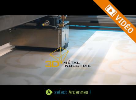 3D Métal Industrie : une nouvelle dynamique pour la fonderie dans les Ardennes