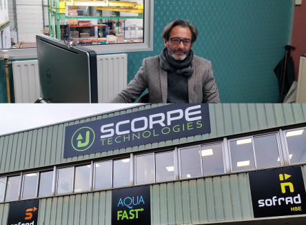 SCORPE Technologies moves its operation to French Ardennes region