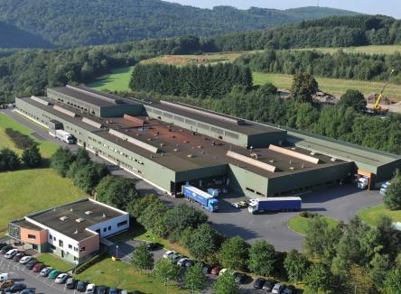 Les Ateliers des Janves fleuron de l'industrie ardennaise, spécialisés dans la forge et l'estampage dans les Ardennes au Nord-Est de la France