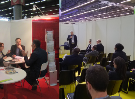 Ardennes Développement had to be represented at International Transport and Logistics Week (SITL -  Semaine Internationale des Transports et de la Logistique) which took place at Paris Villepinte from 22 to 25 March 2016