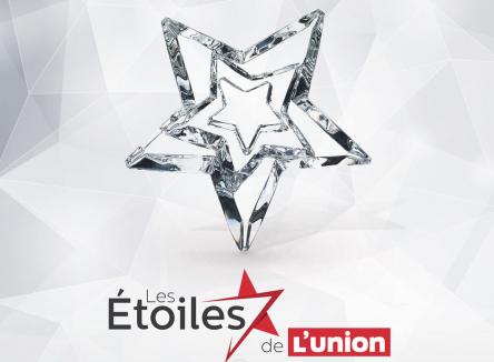 Trois entreprises ardennaises récompensées à la soirée des Etoiles de l'Union