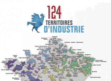 L'État vient de sélectionner en France 124 « Territoires d'Industrie », dont 13 dans la région Grand Est, avec parmi ceux-ci le « Nord-Est Ardennes »