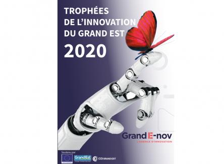 Les entreprises de la région, et donc aussi celles des Ardennes ont jusqu'au 4 novembre 2019 pour présenter leur candidature à la 2e édition des trophées de l'innovation, organisés par Grand E-nov, l'agence régionale de l'innovation.