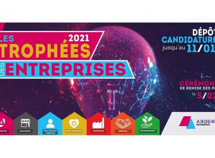 Trophées des Entreprises 2021 : appel à candidature