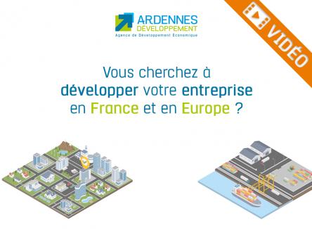 Pour développer votre entreprise : select Ardennes !