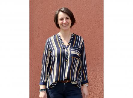 Virginie Rodrigues, entrepreneuse Ardennaise aujourd'hui à la tête de l'entreprise FTV Fixation Technique de Vireux