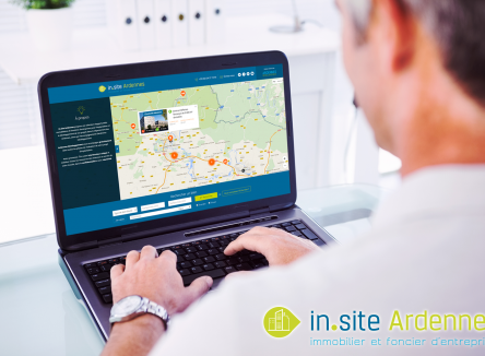 in.site Ardennes: a corporate real estate interactive portal for investors