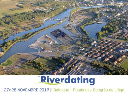 Du 27 au 28 novembre 2019, Ardennes développement vous donne rendez-vous au salon Riverdating qui se tiendra au Palais des Congrès de Liège en Belgique