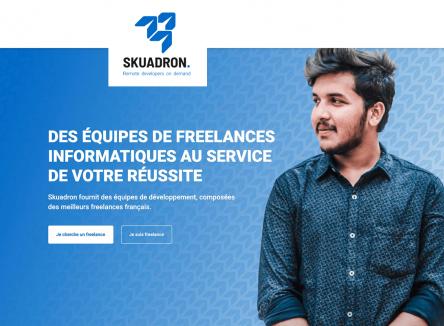 SKUADRON : une armée de développeurs informatiques à portée de clic