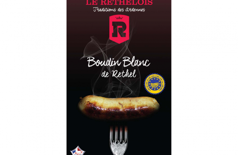 Ardennes Développement, the economic development agency for the Ardennes, has the pleasure of announcing the launch of the company B.B.R. (Boudin Blanc du Rethélois), which the agency helped to establishing itself in the Ardennes