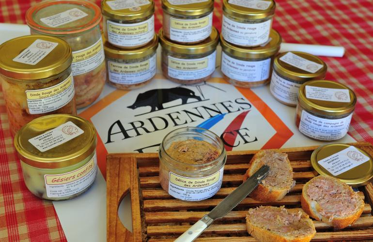 Ardennes de France a pour but de faire la promotion des productions, du savoir-faire et des produits ardennais les plus typiques du département des Ardennes, au Nord-Est de la France